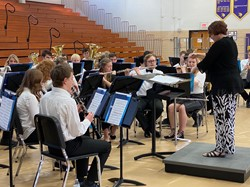 Putnam County Honors Band 2020